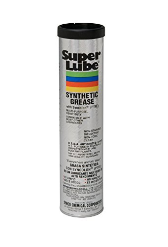 SUPER LUBE 41150 14.1 oz. (400 gram) Synthetic Grease ( 12 Pack ) by SUPER LUBE