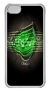 iPhone 5C Case Envato Audiojungle244 PC iPhone 5C Case Cover Transparent