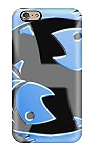 New Style ZippyDoritEduard Hard Case Cover For Iphone 6- Zodiac Pisces