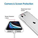 JETech Case for iPhone SE 2020 2nd