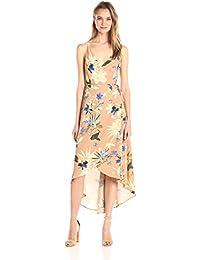 Women's Carla Wrap Midi Dress