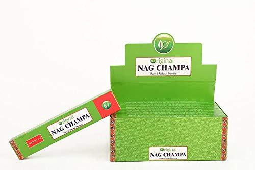 Nag Champa Incense Sticks, Nandita Incense ()