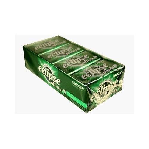 Wrigley Eclipse Mint Spearmint Tins x 16