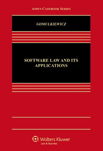 Top recommendation for software law