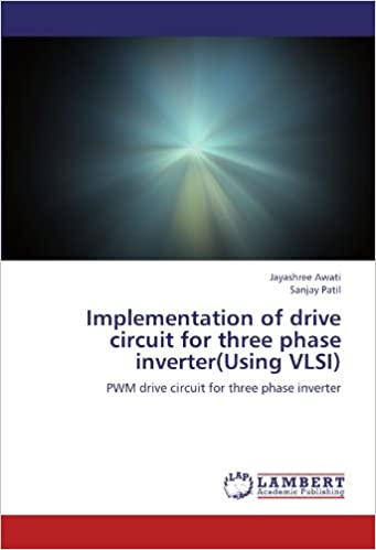Implementation of drive circuit for three phase inverter(Using VLSI