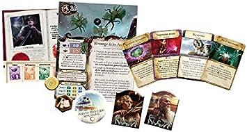 Fantasy Flight Games Eldritch Horror - Las montañas de la Locura, Juego de Mesa (Edge Entertainment EH03): Amazon.es: Juguetes y juegos