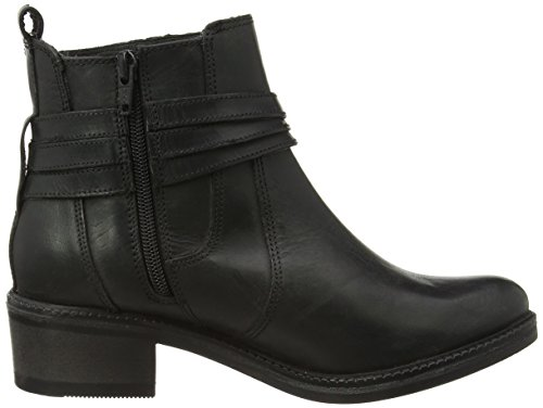 New Look Wide Foot Accolade Lea Ankle - Botines Chelsea Mujer Negro - negro