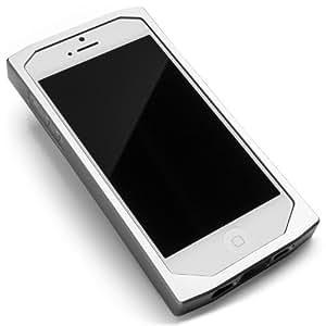 V-MODA METALLO Case for iPhone 5 (Silver Snake) Color: Silver Snake