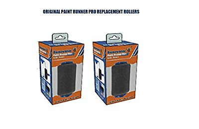 Paint Runner Pro - 2 Pack Replacement Rollers