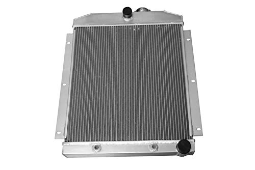 (Blitech 3 ROWS ALUMINUM RADIATOR Fits 1947 1948 1949 1950 1951 1952 1953 1954 CHEVY Pickup All)