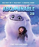 Abominable 3D [Blu-ray]