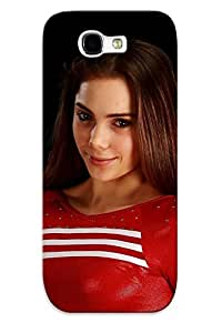 Forever Collectibles Mckayla Maroney Hard Snap-on Galaxy Note 2 Case With Design Made As Christmas's Gift