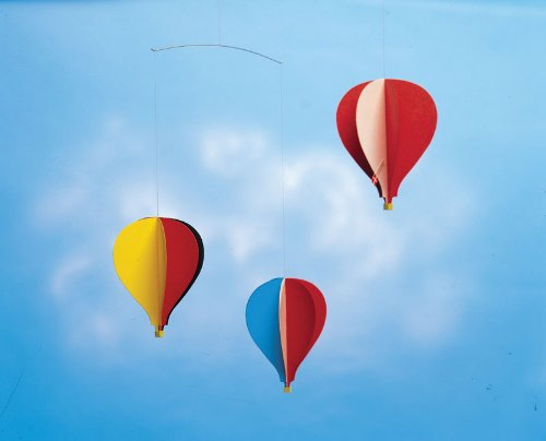 Flensted 3 Balloons Mobile f078a