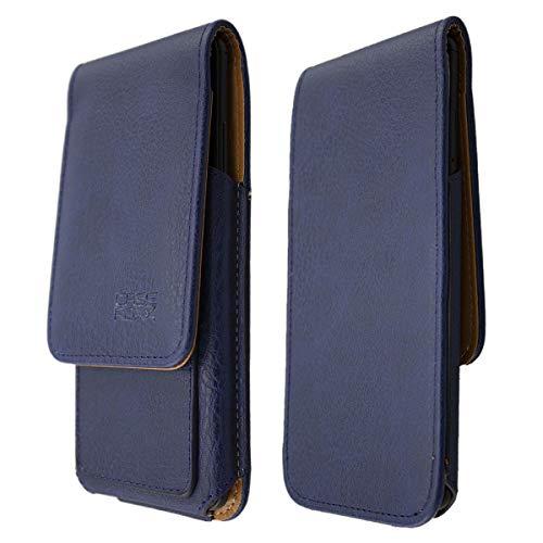 Accessories Bagedge Big (caseroxx Flap Pouch for Bluboo Edge, Case (Flap Pouch in Blue))