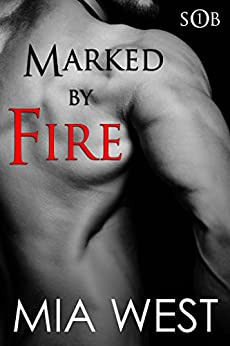 Marked by Fire (Sons of Britain Book 1) by [West, Mia]