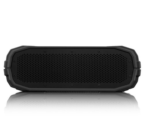 BRAVEN BRV-X Portable Wireless Bluetooth Speaker [12 Hour Playtime][Waterproof] Built-In 5200 mAh Power Bank Charger - Black by Braven