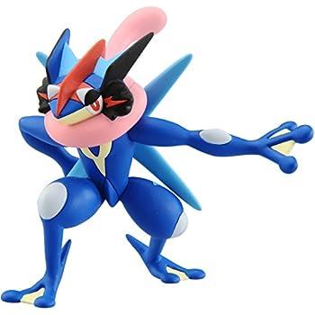 amazon com takaratomy official pokemon x y sp 39 ash s greninja