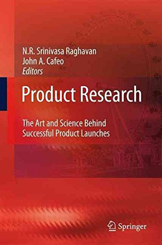 Product Research: The Art and Science Behind Successful Product Launches pdf epub