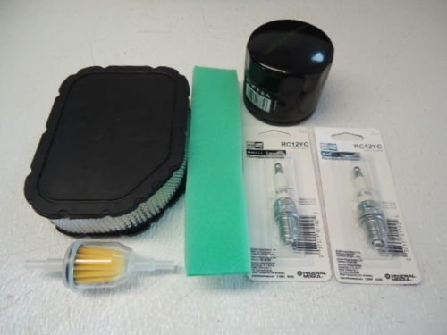 - Tune Up Maintenance Service Kit Filters Cub Cadet LTX1050 RZT50 Kohler
