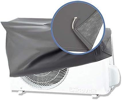 Klimaanlage Abdeckung Staubdicht und Wasserdicht Schutzhülle für Klimaanlage