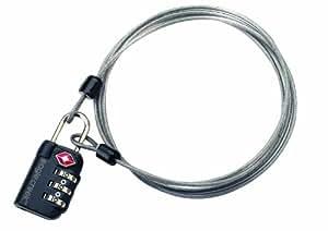 Eagle Creek Travel Gear 3 Dial TSA Lock and Cable