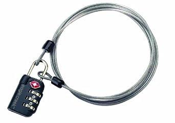3 Dial Tsa Lock & Cable Eagle Creek Travel Gear EC-41028013