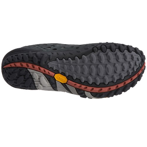 Merrell Basses Intercept charcoal Homme Baskets Gris UqwxPErU6