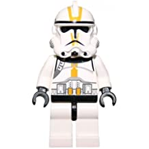 LEGO Star Wars: Clone Trooper (Episode 3) Yellow Markings (Star Corps) Minifigure