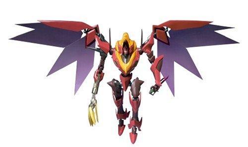 Code Geass: Lelouch of the Rebellion Robot Spirits Side KMF Guren SEITEN Eight Elements