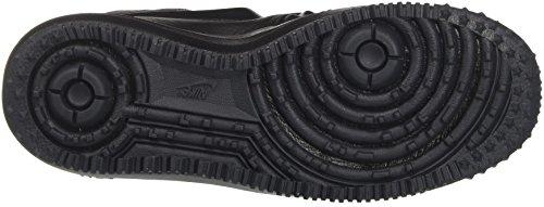 Nike Lf1 Duckboot 17, Zapatillas de Baloncesto Para Hombre, Negro (Black/Black/Anthracite 002), 40 EU