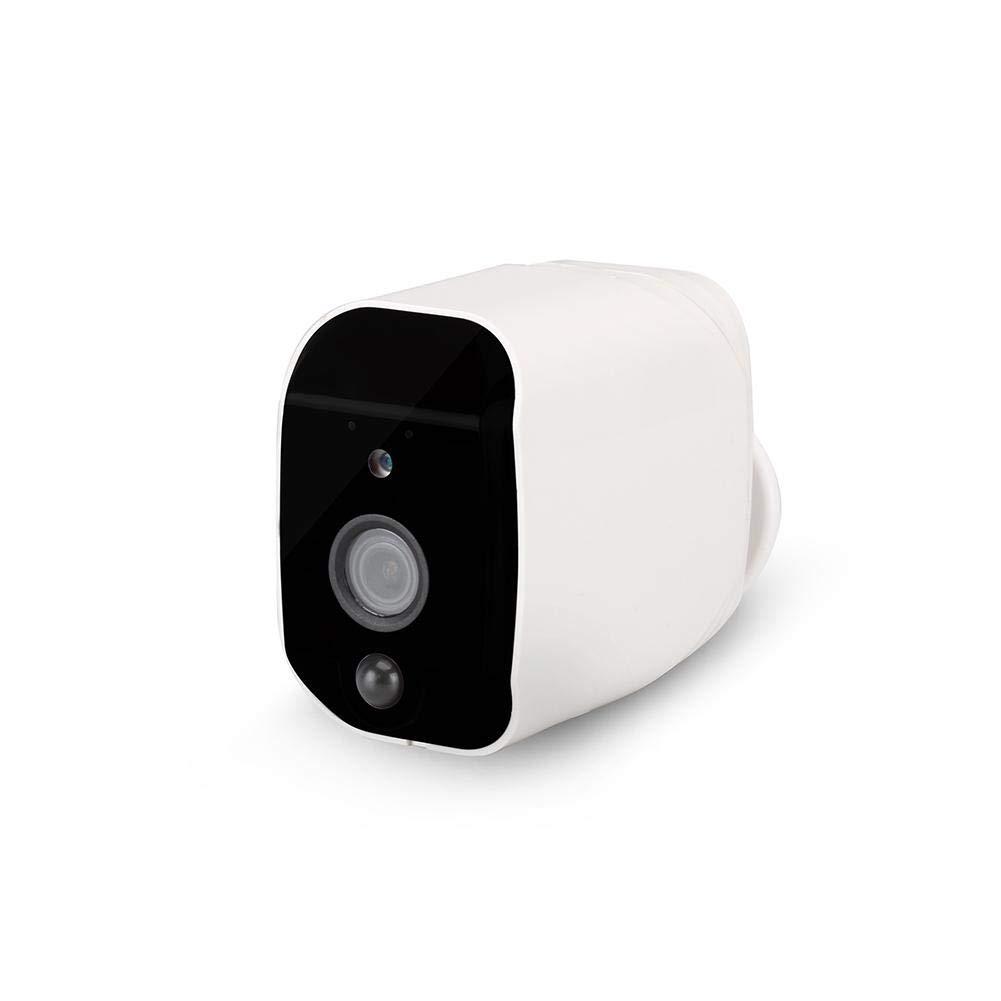 True-Ying Niedrig-Power-Verbraucher-Akku Visuelle Türklingel Überwachungskamera Wiederaufladbare 1080p HD Audio Indoor Outdoor
