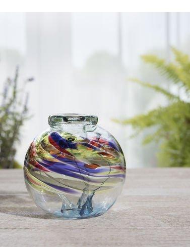 Art Glass Diffuser - glass home decor