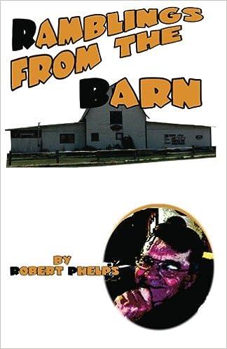 Book Ramblings From The Barn