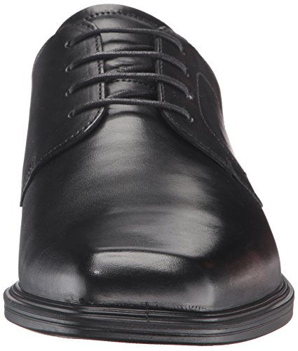 Ecco Mens Johannesburg Plain Toe Oxford Black