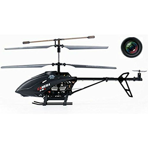 Zelicopters RC Helicopter U13a with Video & Photo Camera Drone,2.4ghz 6-axis Gyro Rc Helicopters Drones