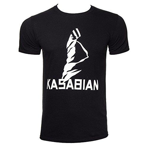 Kasabian T-shirts - Official Kasabian Ultraface Men's T-Shirt (L)