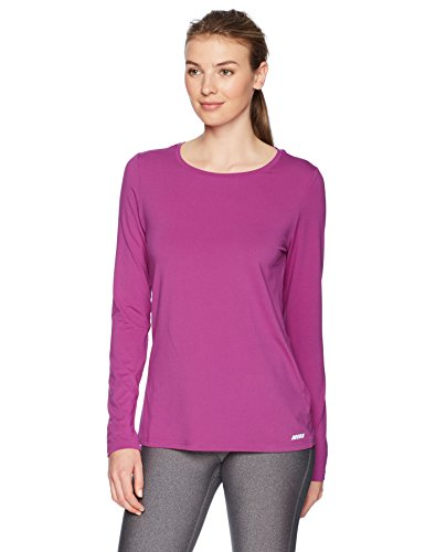 Amazon Essentials Women's Tech Stretch Long-Sleeve T-Shirt