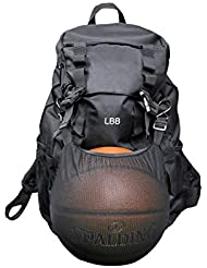 Basketball / Soccer Backpack - Laptop School Team Bag -Youth Ages 6 & Up