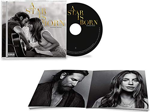 Music : Α SΤΑR ΙS ΒΟRΝ (CD Album). European Edition