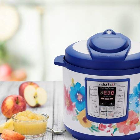 Pioneer Woman Instant Pot 6qt 6 Quart Programmable Pressure Cooker Slow Electric Multi Use Rice Saute Cooking Steamer Warmer by Home Joy (Image #2)