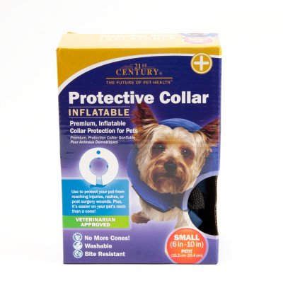 21st Century Inflatable Protective Pet Collar
