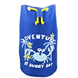 Cask Shape Swimming Bag Sport Equipment Bags Crab Waterproof Bags