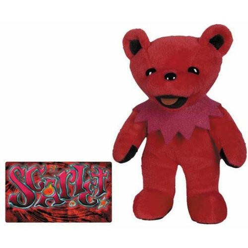 jerry garcia bear - 9