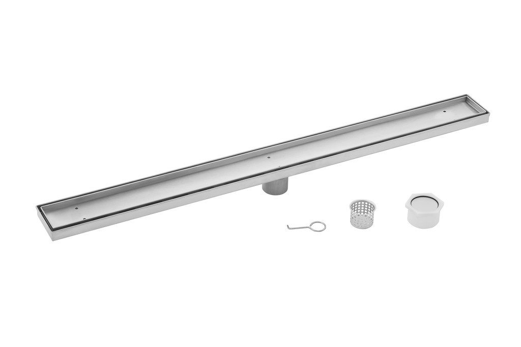 MSLD-TI30 30-in Linear Shower Drain with Tile Insert Magnus Sinks