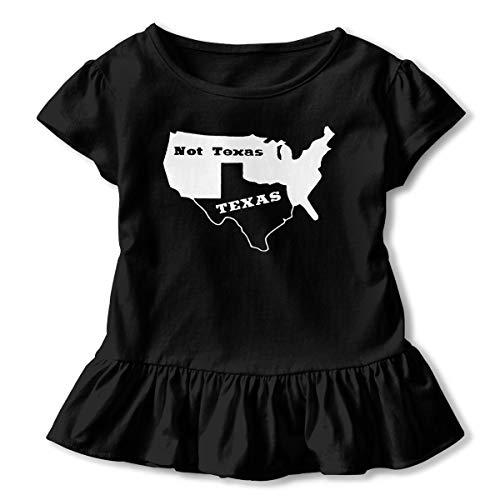 Texas Longhorns Cycling Jersey - Texas Not Texas Secede Austin Dallas Oil Longhorn Unisex Kids Round Collar Tshirts Help Shirt Black