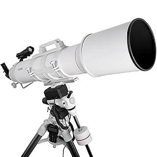Explore Scientific FL-AR152760EXOS2GT Refractor Telescope with Exos-2 Mount Goto, 152mm, White
