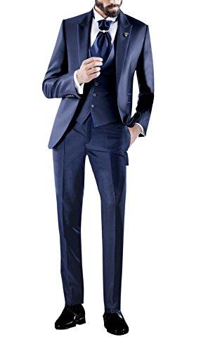 Fiesta 3 Caballeros De S Suit Adaptada La Hombre Los Chaleco Para 4xqpwqH