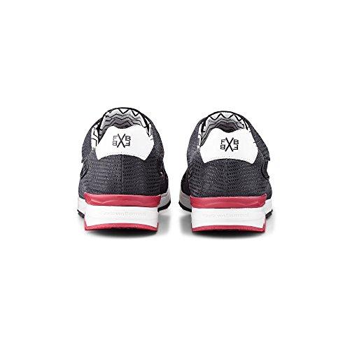 Uomo 16220 Sneaker 05 Grau Floris Bommel scuro van Grigio Grigio vnqXwOxf