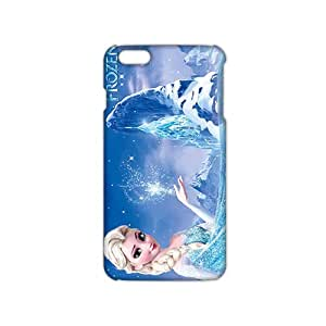 Fortune Frozen fresh lovely girl 3D Phone Case for iPhone 6