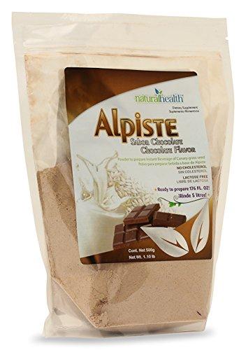 Alpiste Bebida Instantanea 17.6 Oz Canary Seed Drink Chocolate Flavor